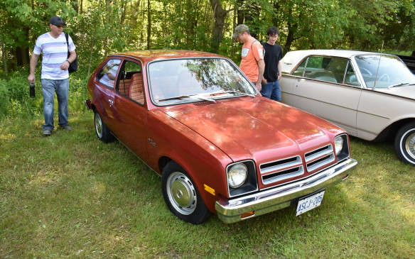 <p>Chevrolet Chevette</p>