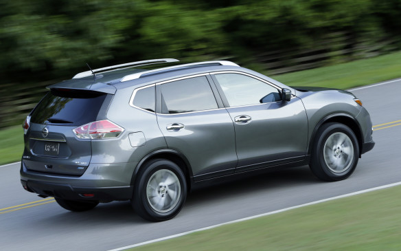 <p><strong></strong>With less history than some of its primary competitors, Nissan's compact Rogue has become a fixture in the crossover utility market, claiming fifth-place among that hot-selling segment and #12 overall, with sales of 7,115 Rogues up 6.7% over last year.</p>