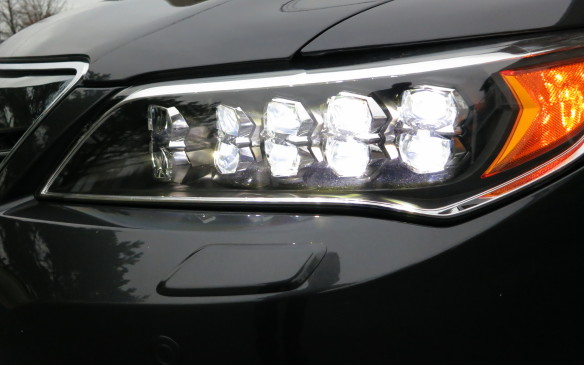 <p><strong>LED HEADLAMPS -</strong> The latest development in headlamps is the use of LEDs (Light Emitting Diodes), which continue down the path of less energy, size and weight. In addition to being bright, they are very quick to activate making them great for brake and other warning lights as well. LEDs have no filament, don't require much energy, don't get hot and last for a very long time. The light comes from the movement of electrons in a semiconductor material. They emit a large number of photons which are contained in a plastic bulb that concentrates and focuses the light.</p>