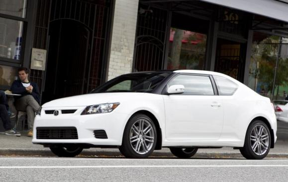 2011 Scion tC - Front