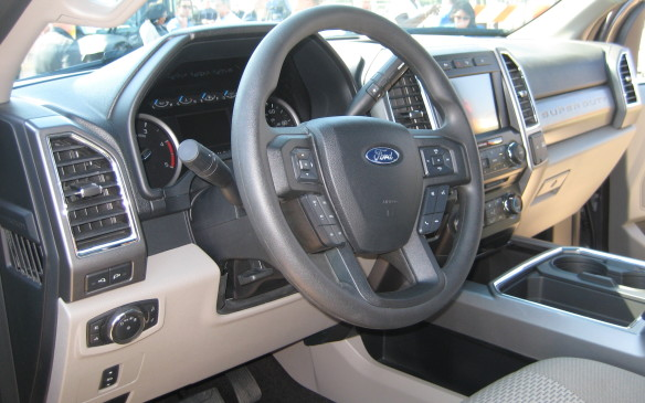 <p>2017 Ford F-Series Super Duty</p>