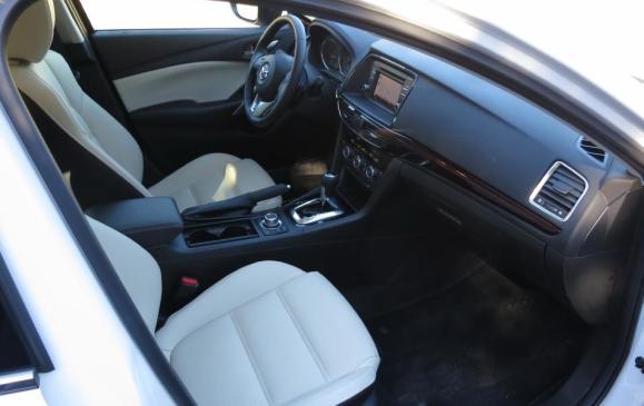 2014 Mazda6 - front seats high