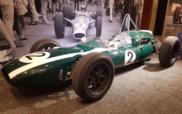 <p><strong>Dawn of a legacy -</strong> Funny story: There was a Canadian Grand Prix held at Mosport in 1961 that was the first race to carry the name, but it wasn't part of the Formula One World Championship; this car, on the other hand, was raced in Formula One that same year, which means the closest it ever got to Canada in competition was at the United States Grand Prix at Watkins Glen in New York.</p>