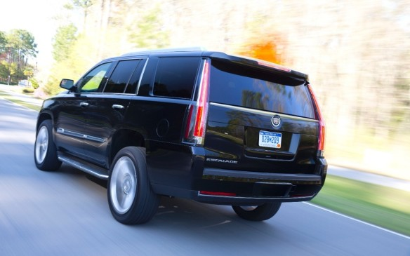 <p>When it came time to redesign its iconic full-size SUVs, General Motors doubled down on square. The Chevrolet Yukon and Suburban, GMC Yukon and Cadillac Escalade all have creases sharp enough to cut your fingers. They scream utility and toughness, and are more popular than ever.</p>