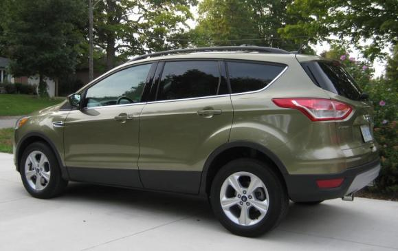 2013 Ford Escape - side view