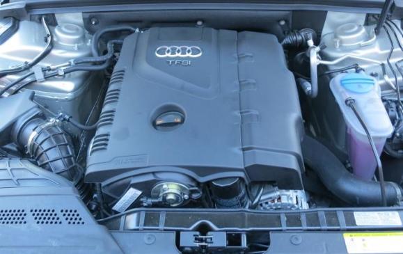 2013 Audi A4 -engine