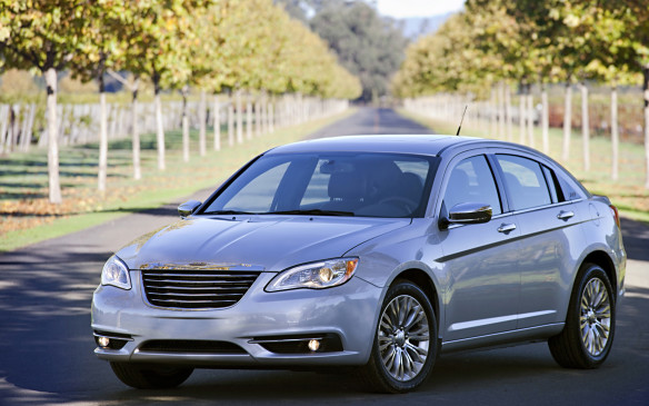 <p><strong>2011-14 Chrysler 200</strong></p> <p>The mid-size Sebring sedan and convertible were recast as the 200, thanks to Fiat's cash injection after Chrysler's sale in 2009. Introduced for 2011, the new sedan retained its aging front-drive platform, but with a revised steering rack and suspension settings. The restyled front and rear fascias, decked out with LED lighting and chrome accents, gave the 200 some curbside bling. The much-improved interior featured a new instrument panel and soft-touch armrests and door panels in place of hard plastic pieces.</p>