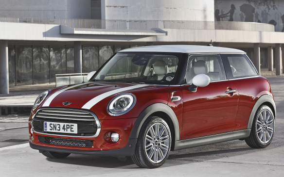 <p><strong>2007-13 Mini Cooper</strong></p> <p>Introduced for 2002, BMW's Mini hatchback was considerably larger than Alec Issigonis's original 1959 masterpiece – 58 cm longer, 50 cm wider and about 400 kg heavier – recast to meet contemporary crash standards. Visually, it replicated many of the original's styling cues. The funky cockpit was punctuated by a massive centre-mounted speedometer, metallic trim and retro toggle switches, while the non-existent rear legroom was faithfully reproduced.</p>