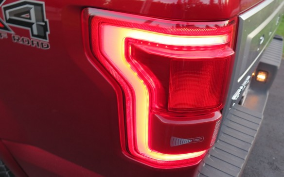 <p>As do stylish LED taillamps.</p>