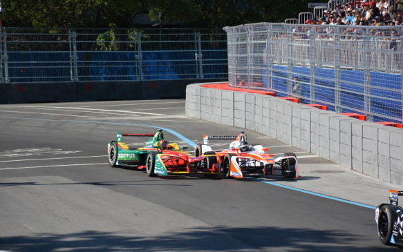 <p>One of the first noticeable differences in electrified-racing is the sound. Only a hint of that electric power is heard from the race cars, and in its place, race organizers play music for the crowd during the race. The lack of traditional engine noise is one of the big arguments against electric-car racing for many race fans and organizations.</p>