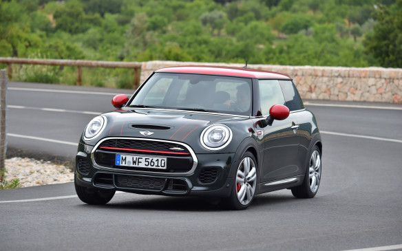 <p>MINI John Cooper Works 3-door with 676 was also a second place finisher in this class.</p>