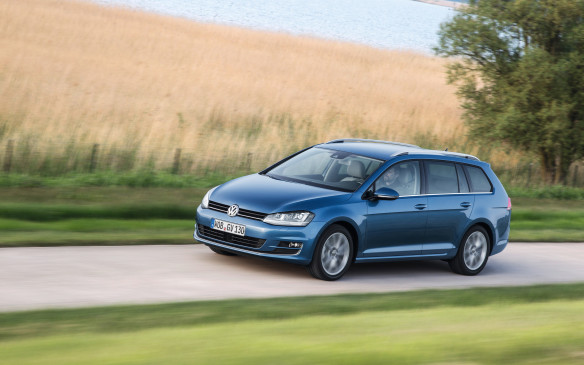 <p>Most buyers, however, will spring upwards of $24,995 for the fuel-sipping TDI diesel. Two additional trim levels offer the same engine choices, with manual or automatic transmission, plus extra standard kit. Oh, and if you'd still rather have AWD, the Golf wagon will soon have that covered, too: late next year VW will add both a regular AWD version and a quasi-SUV Alltrack with jacked-up suspension.</p>