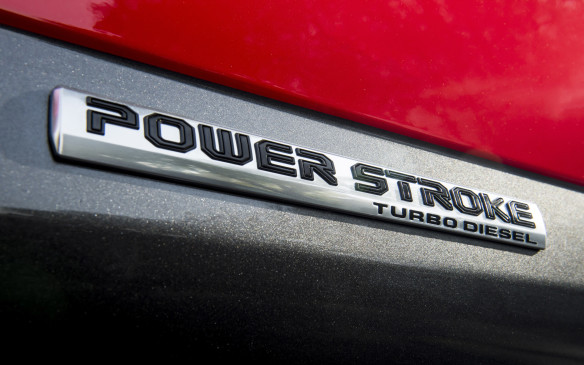<p>2018 Ford F-150 Power Stroke</p>