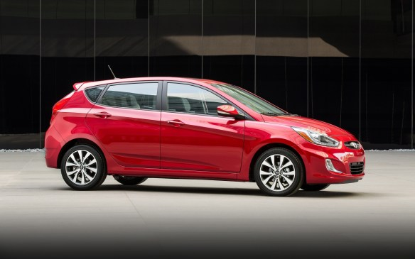 <p><strong></strong>Once well ensconced among the top 10 passenger cars, with 2,827 vehicles sold in Q1, down 12.2% from 2015, the Hyundai Accent is now 13<sup>th</sup> among passenger cars and #33 on the overall list.</p>