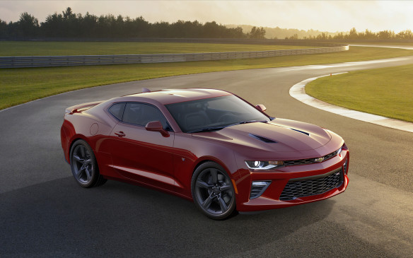 <p>All-new for 2016, the sixth-generation Camaro is available with turbo-four and V-6 engines but it's the 455-horsepower, 6.2-litre V-8-powered SS model that journalists will have a chance to flog at TestFest. Slicker and lighter than its predecessor, it promises to be a blast.</p>