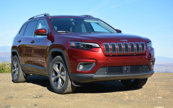 <p>Still in its fifth-generation, the Jeep Cherokee mid-size SUV goes gets a tasteful facelift and some worthwhile upgrades for its 2019 model year.</p>