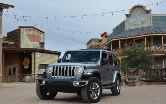 <p>The all-new 2018 Jeep Wrangler is a thoroughly modernized version of the classic Jeep, made for today's world and today's customer needs. It comes in either two-door or four-door configuration and in four different trim levels: Sport, Sport S and Rubicon for the two-door and Sport S, Sahara and Rubicon for the four-door.</p>