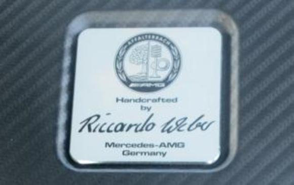 2014 Mercedes-Benz CLA AMG - engine detail