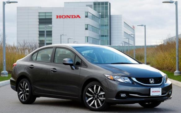 <p><strong>Honda Civic Sedan – $15,750 – </strong>Given Canadians' love of Honda's compact Civic sedan it comes as no surprise that at least one version can be had for a reasonable amount of money. The base DX uses a 143-horsepower 1.8-litre four-cylinder engine with a five-speed manual transmission, along with a nimble chassis and good ride. It does come with power windows and a four-speaker stereo, but without air conditioning or the seven-inch touch-screen audio system found on every other trim level. The optional CVT is one of the best around, but it requires choosing the more expensive LX, which would bring the sticker to $18,350.</p>
