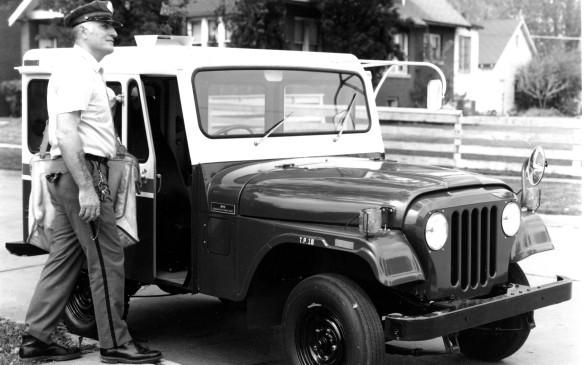 <p>Everyone loved the CJ-5 – even the U.S. Postal Service!</p>