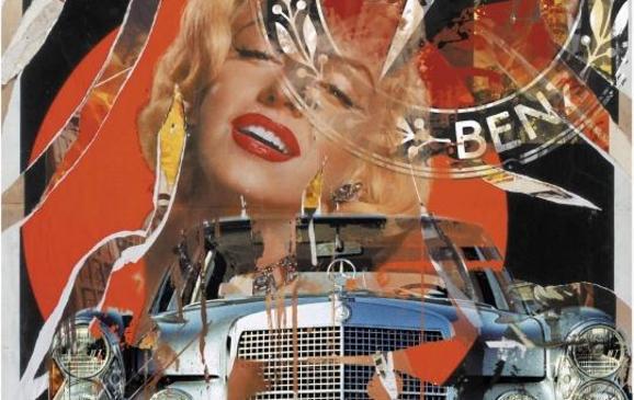 Mercedes-Benz Classic Calendar 2013 - Marilyn Monroe