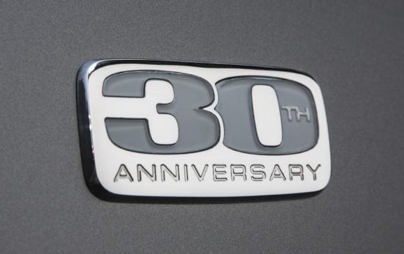 Chrysler Minivan 30th Anniversary Badge