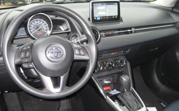 <p>2016 Toyota Yaris Sedan</p>