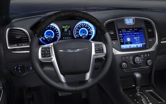 <p>Chrysler has been evolving its Uconnect system to the point where it is arguably the best in the business. It has an easy to understand layout with smart fonts and large buttons, logical presses on the touchscreen, and nice big dials for volume, tuning and HVAC controls underneath.</p>