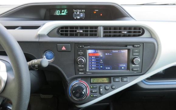 2012 Toyota Prius C - Detail 3