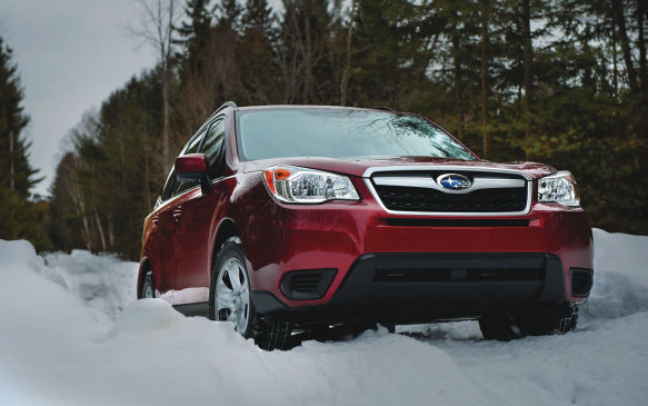 <p><strong></strong>Subaru's best-selling model, the compact Forester crossover, registered 2,573 sales in Q1, an increase of 10.4% from last year, to rank #35.</p>