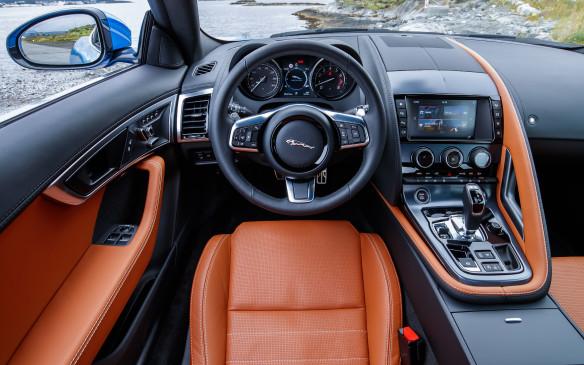<p>2018 Jaguar F-Type four-cylinder</p>