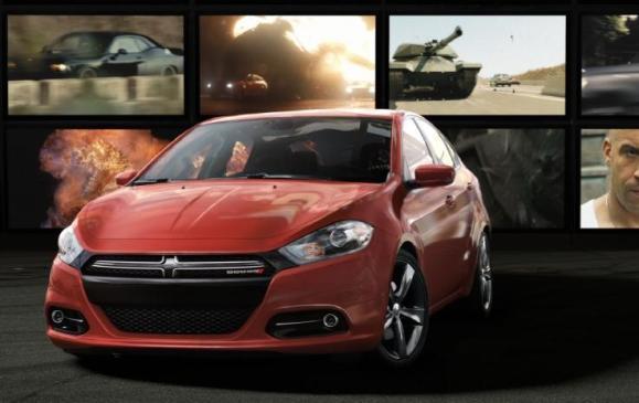 Fast & Furious 6 - Dodge Dart