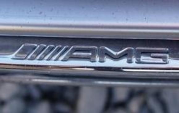 2014 Mercedes-Benz E-Class - AMG badging