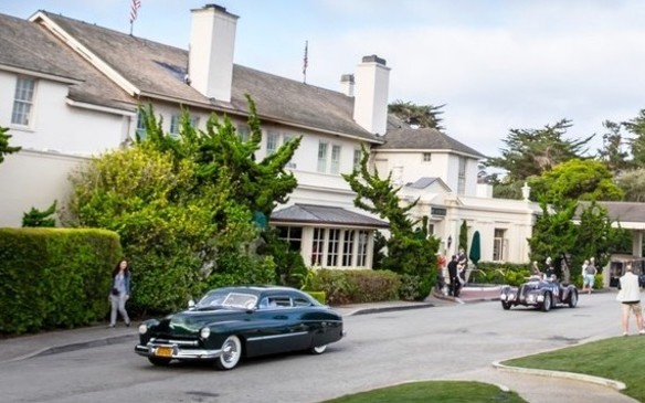 <p>It's a requirement that cars have to be able to start and run to be eligible for an award in the Concours. What better way to demonstrate that ability than taking part in the Tour.?</p>