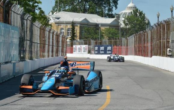 Honda Indy Toronto 2013, Alex Tagliani