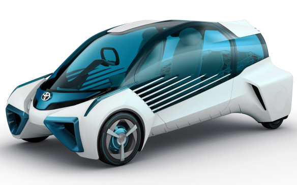 <p><strong>Rinspeed Oasis –</strong> Here's a concept the likes of which you may never have seen. The Oasis envisions a future of fully electric, autonomous, and shared driving in which cars won't be owned but are instead summoned via smartphone app. With gesture-controlled displays, projected augmented-reality windscreen, a 5K screen spanning the width of the instrument panel with an integrated keyboard, and even an on-board garden, the Oasis is in many ways well ahead of its time.</p>