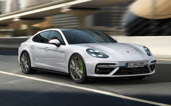 <p>In contrast to the Cayenne, the Porsche Panamera 4 e-hybrid is brand new for the 2018 model year. Early reports suggest that its combined 516 lb-ft. of torque and the Panamera's revised and more refined packaging make this a breathtaking offering. Unlike other luxury automakers, Porsche is offering the e-hybrid in short- and long-wheelbase versions as well as the Sport Turismo wagon-style model with pricing starting at $113,400.</p>