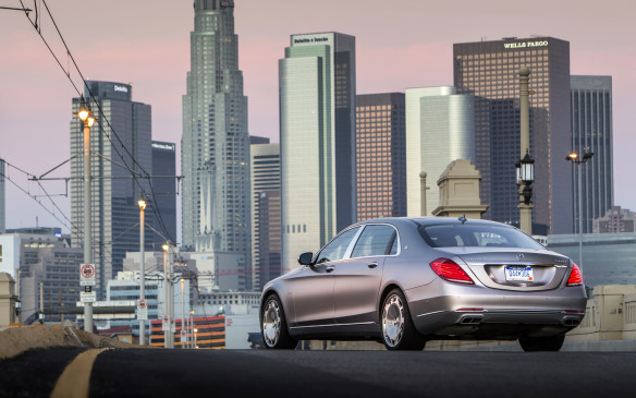 "<p>If you are the one ""stuck"" driving, you'll enjoy the twin-turbocharged 6.0-litre V12 with well over 500 horsepower. The level of active and passive driving assists mean little effort at actually piloting the Maybach is required.</p>"