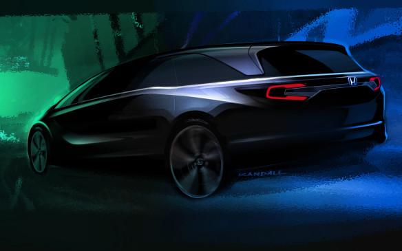 <p>With the advent of the new Chrysler Pacifica, it's now time for Honda to reclaim some glory for its minivan version – the Odyssey.  </p> <p>Honda has saId its fifth-generation Odyssey will receive new powertrains (most likely the 3.5-litre V-6 used in the Pilot), an enhanced interior, more safety features and advanced connectivity. Only teasers have been shown thus far, but from the looks of things, the Odyssey tries to get away from a typical minivan look with more sleek and less boxy styling.</p>