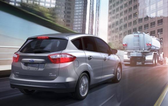 Ford C-Max Hybrid - Rear