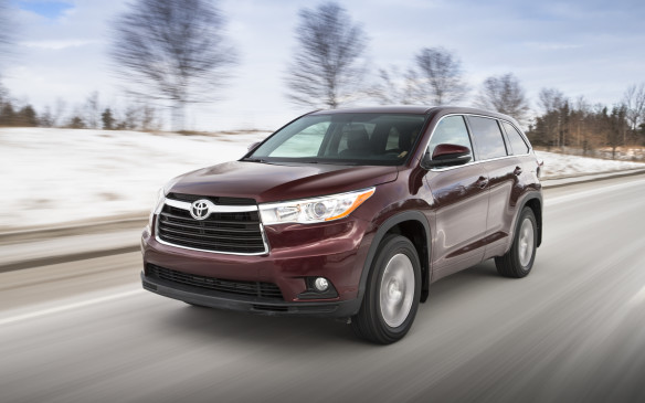 "<p><strong></strong>The mid-size Toyota Highlander SUV is also on the move – ""with a bullet!"" – increasing sales by 43.3% to 2,964 and moving up to #30 in the overall rankings.</p>"