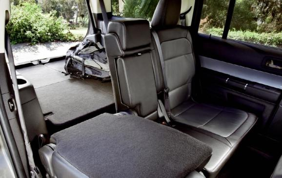 2013 Ford Flex - Seating