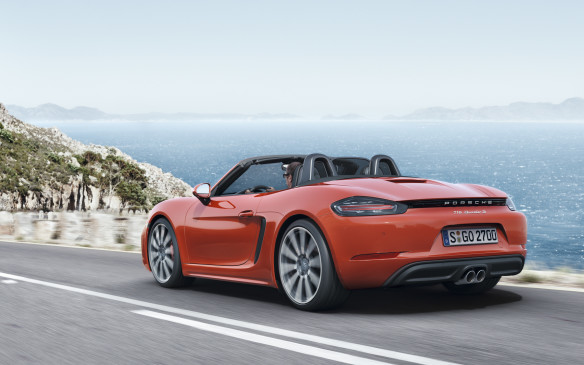 <p>Porsche just introduced the fourth generation of its least expensive roadster although that term shouldn't be confused with cheap. Pricing for the base 718 Boxster starts at $63,900 and the more powerful Boxster S starts at $78,000. Don't expect to get away with paying just those amounts, however – the cars are loaded with tempting new technology that will quickly bump up the price.</p>