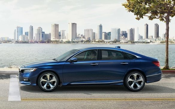 <p>Best Large Car in Canada for 2018: Honda Accord</p> <p>Runners Up: Mazda6, Toyota Camry</p>