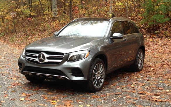 <p>The first thing you'll notice is that the Mercedes-Benz GLC 300 has dropped its boxy shape for a sleek and more rounded design. It gains in length, width and wheelbase; while its power is generated from a 241-hp 2.0-litre four-cylinder unit that's quick and powerful when it needs to be; otherwise, it stays quiet for a peaceful and relaxing ride.</p>