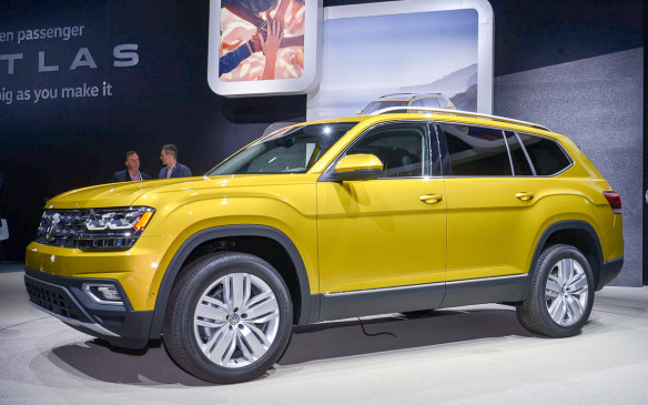 <p>That complete our list of ten but we're throwing in a bonus 11<sup>th</sup> model. Technically, the Volkswagen Atlas doesn't qualify for this list because it made its world debut elsewhere a couple weeks earlier but LA was its first auto show appearance. </p>