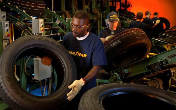Goodyear tire plant - Oklahoma
