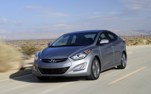 <p>Although the Hyundai Elantra challenged the Civic's sales supremacy during some months, it was once again well back in second place for the full year.</p>