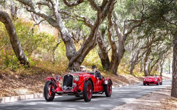 <p>It's a way to experience some great driving roads such as the peninsula's famous Seventeen Mile Drive. And for spectators to see them along the way.</p>