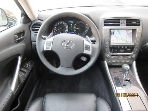 Lexus IS350 2011